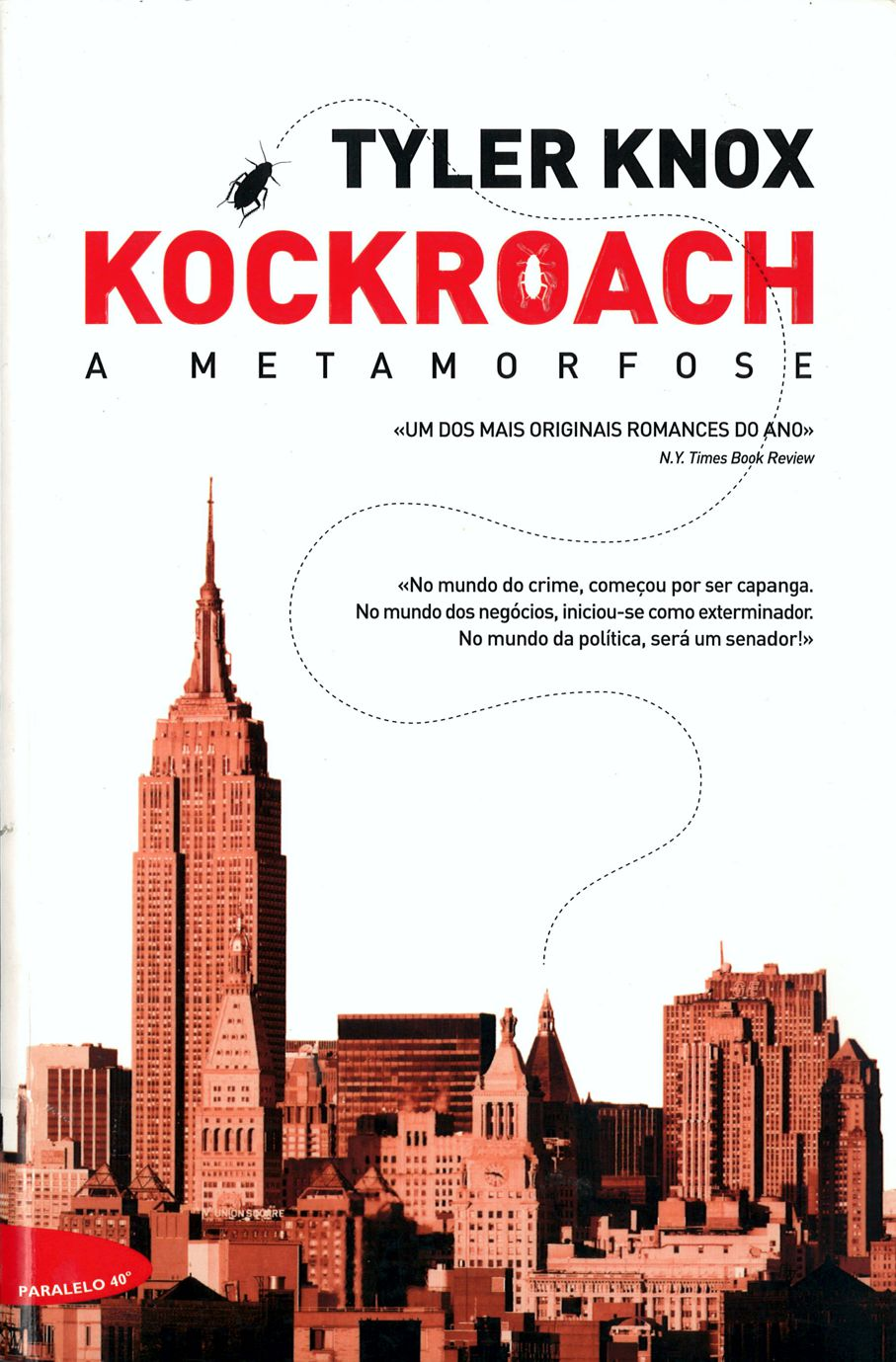 Kockroach A Metamorfose